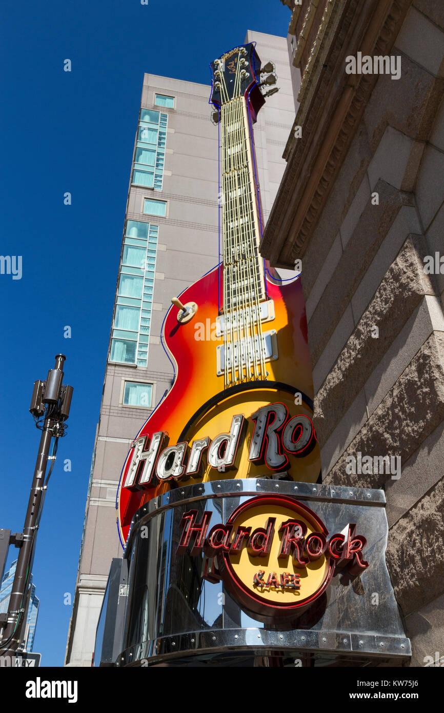 Hard Rock Cafe New Haven