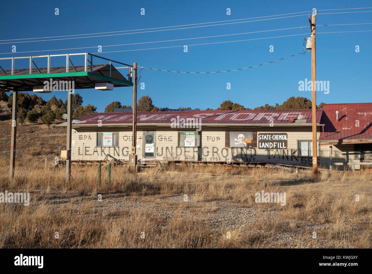 Closed Petrol Station Stock Photos Amp Closed Petrol Station