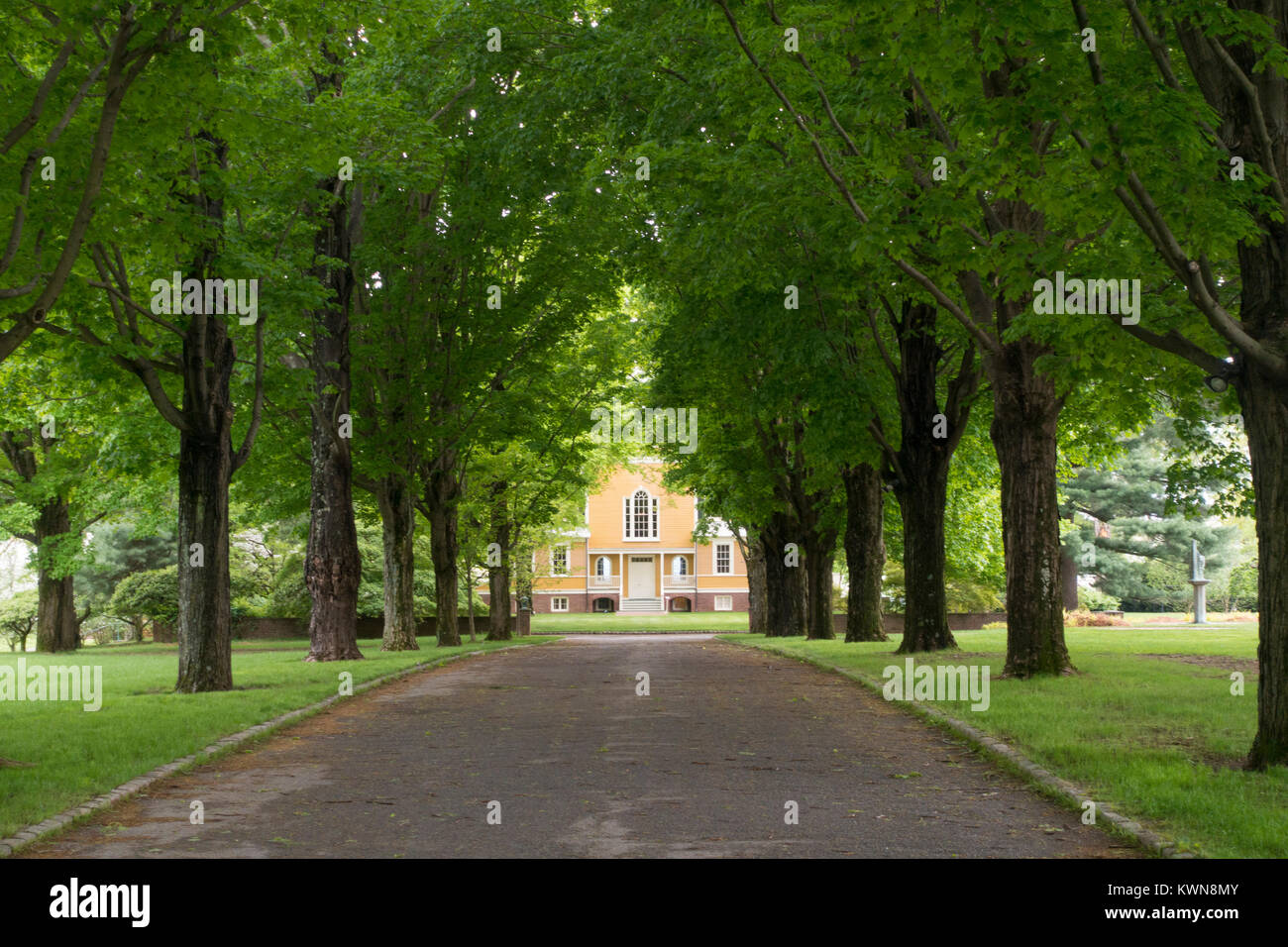 Boscobel house and gardens Garrison NY Stock Photo: 170727563 - Alamy