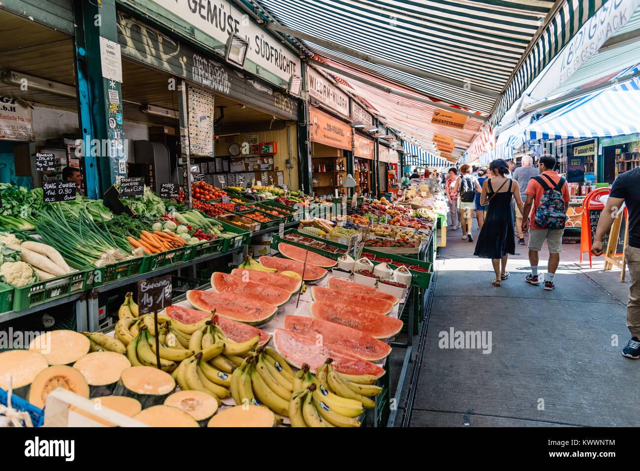Naschmarkt Street Food