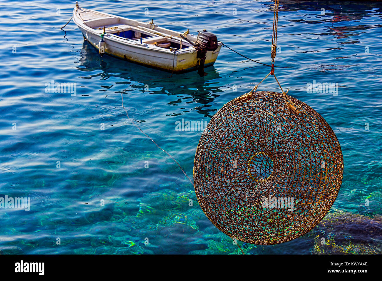 Fishing - Stock Image