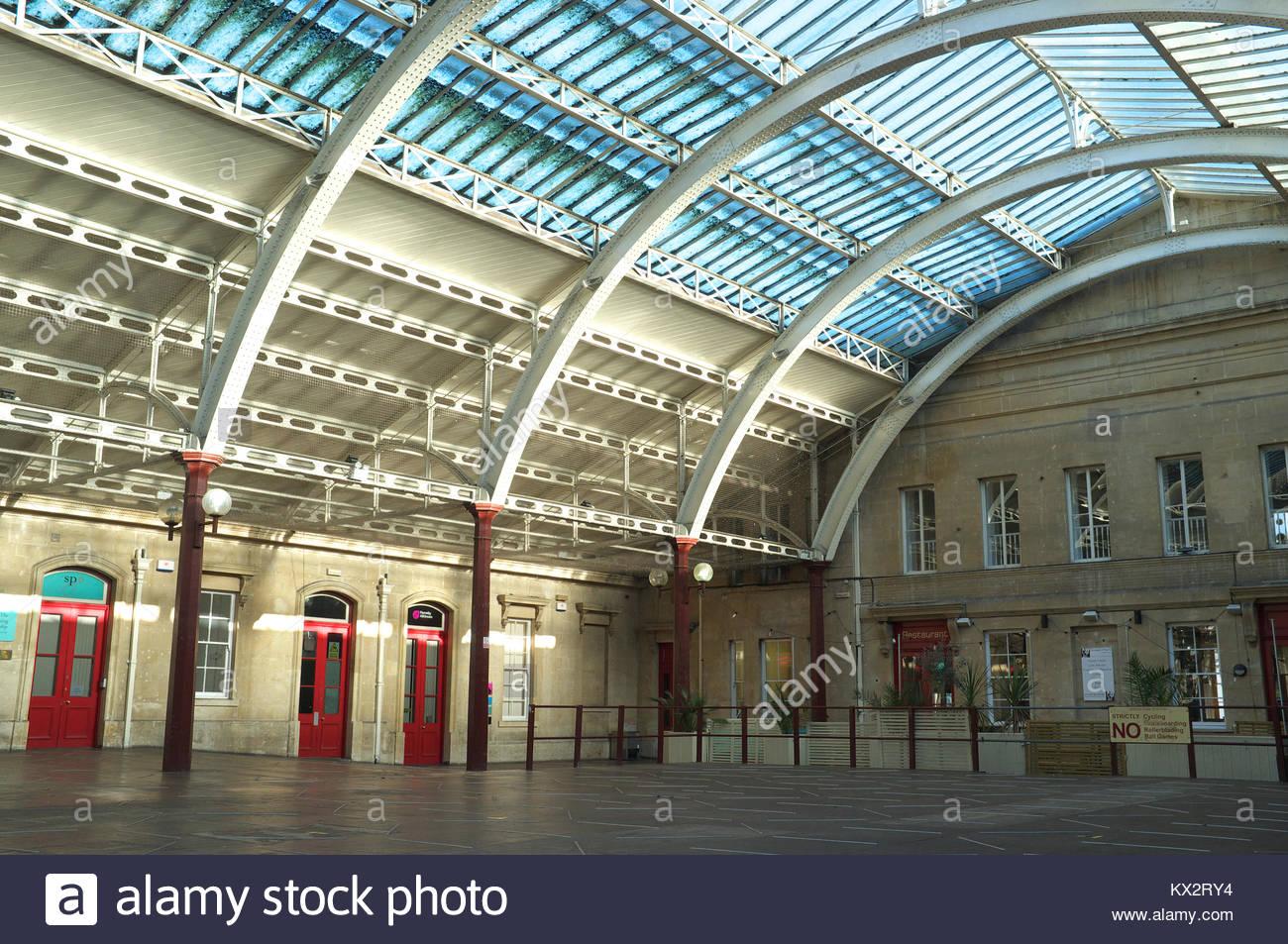 Hillingdon Tube Station Car Park