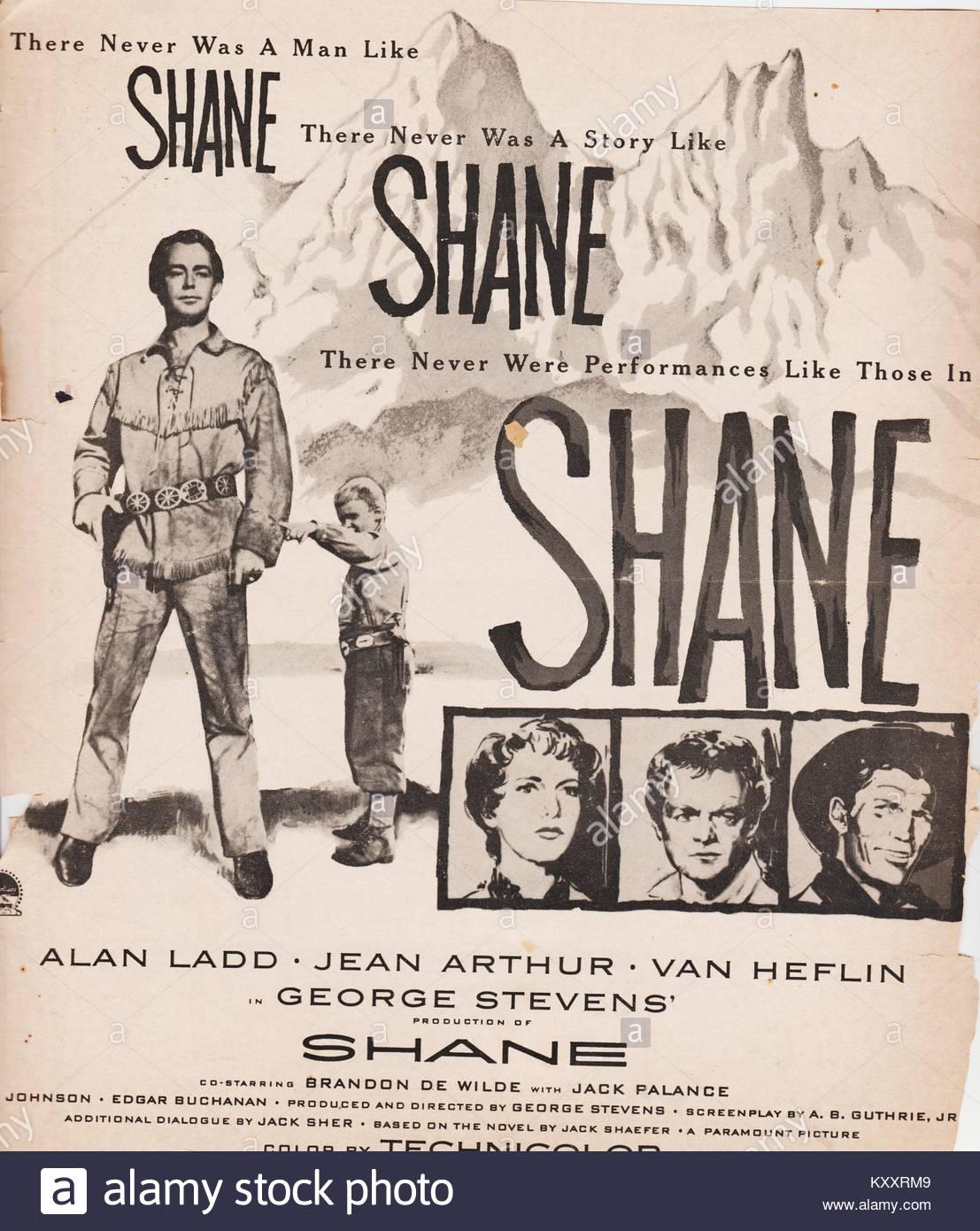shane western novel
