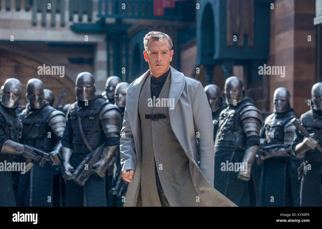 RELEASE DATE: September 21, 2018 TITLE: Robin Hood STUDIO: Lionsgate DIRECTOR: Otto Bathurst PLOT: A gritty take - Stock Image