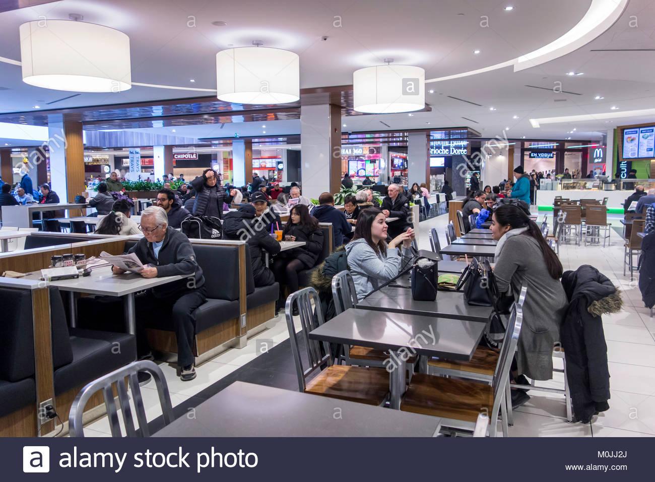Toronto Chinatown Food Court