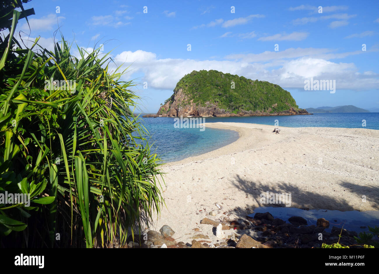 Kent Island, Barnard Island Group National Park, Queensland, Australia Stock Photo
