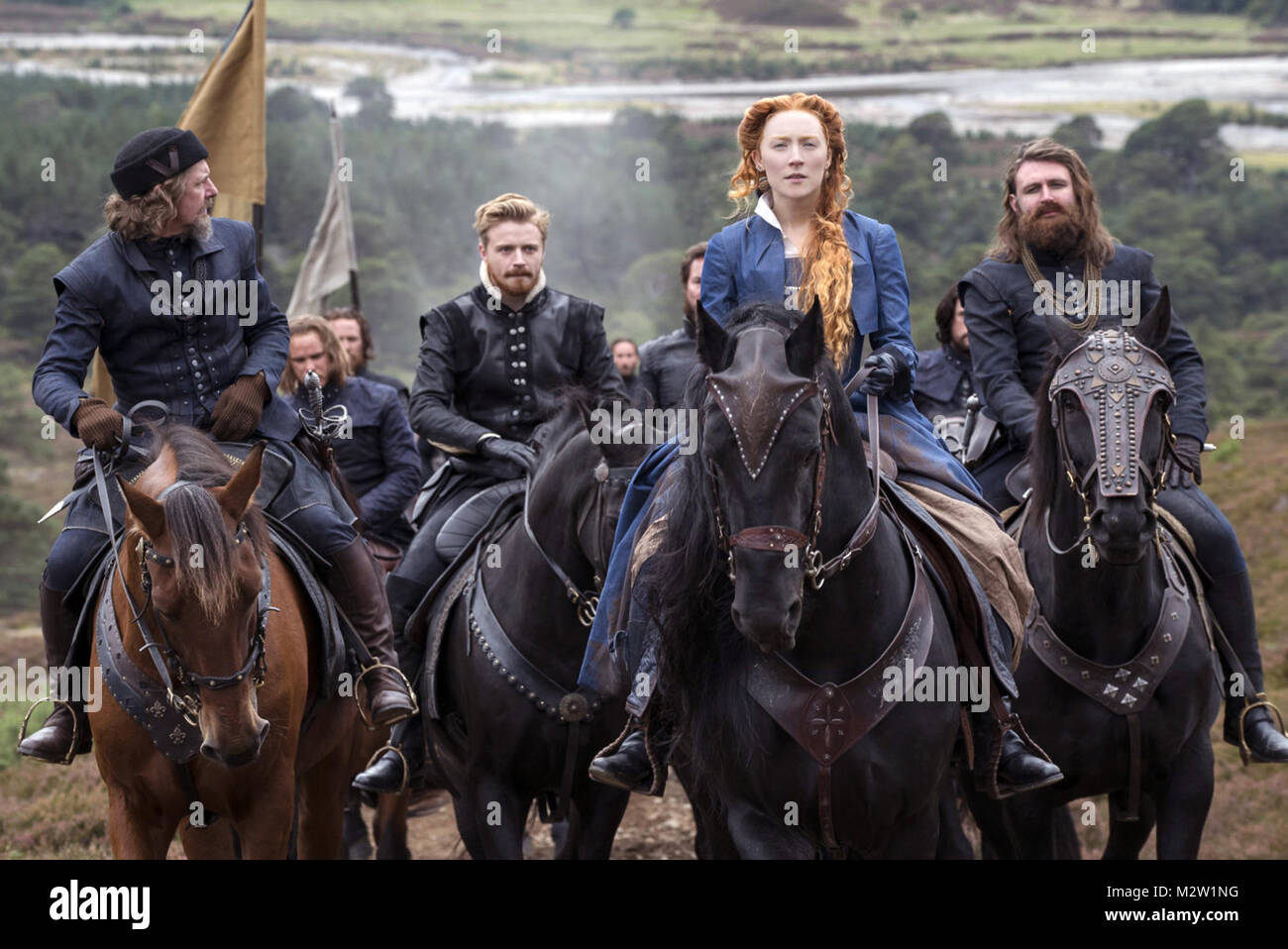 Mary Queen of Scots is an upcoming British-American historical drama film directed by Josie Rourke and written by Stock Photo