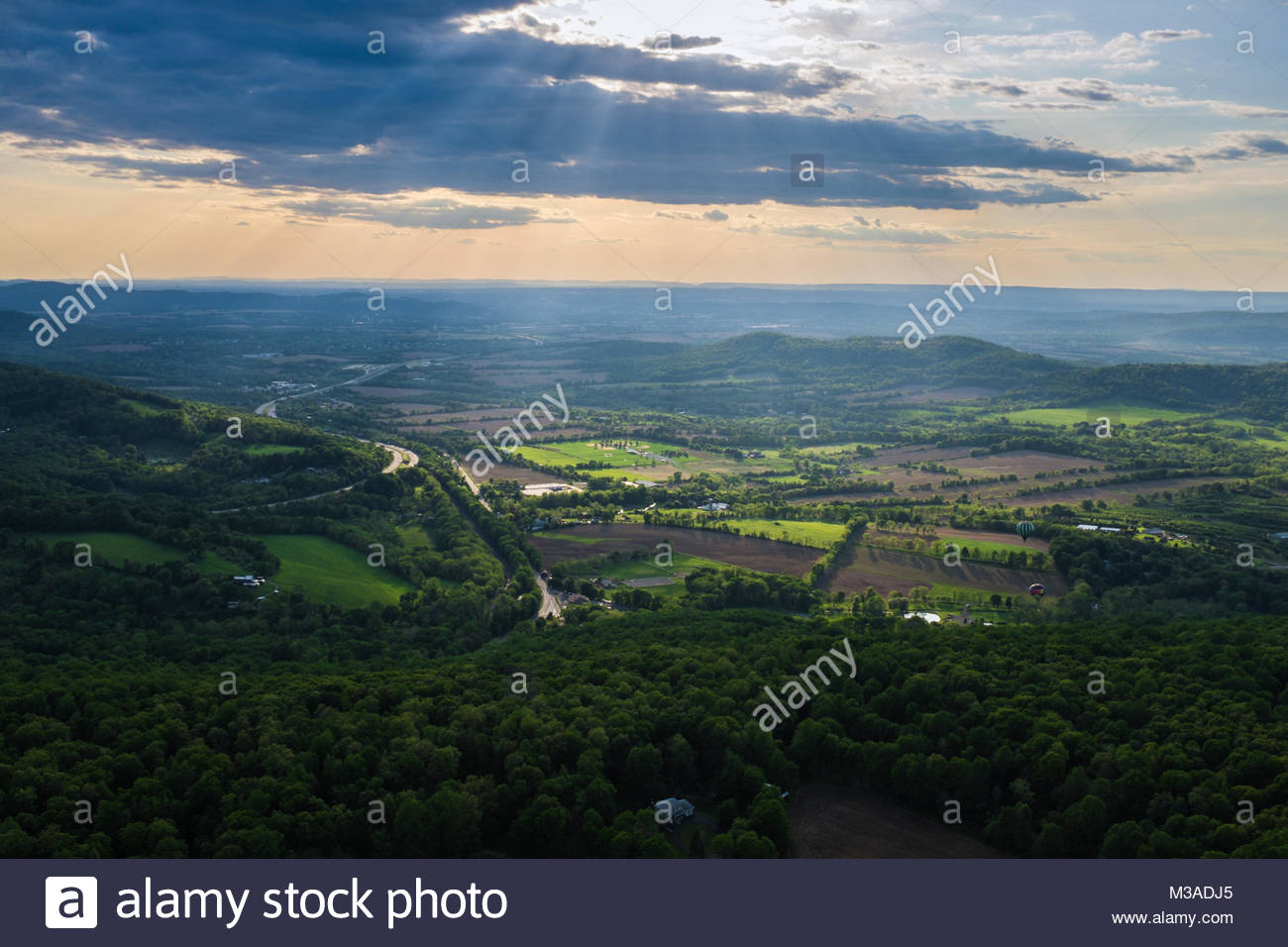 New Jersey - Stock Image