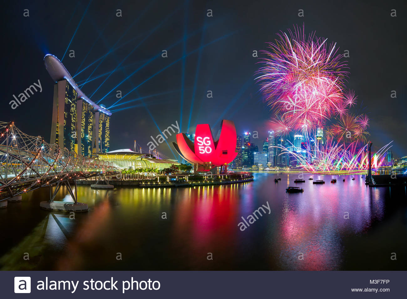 happy new year singapore