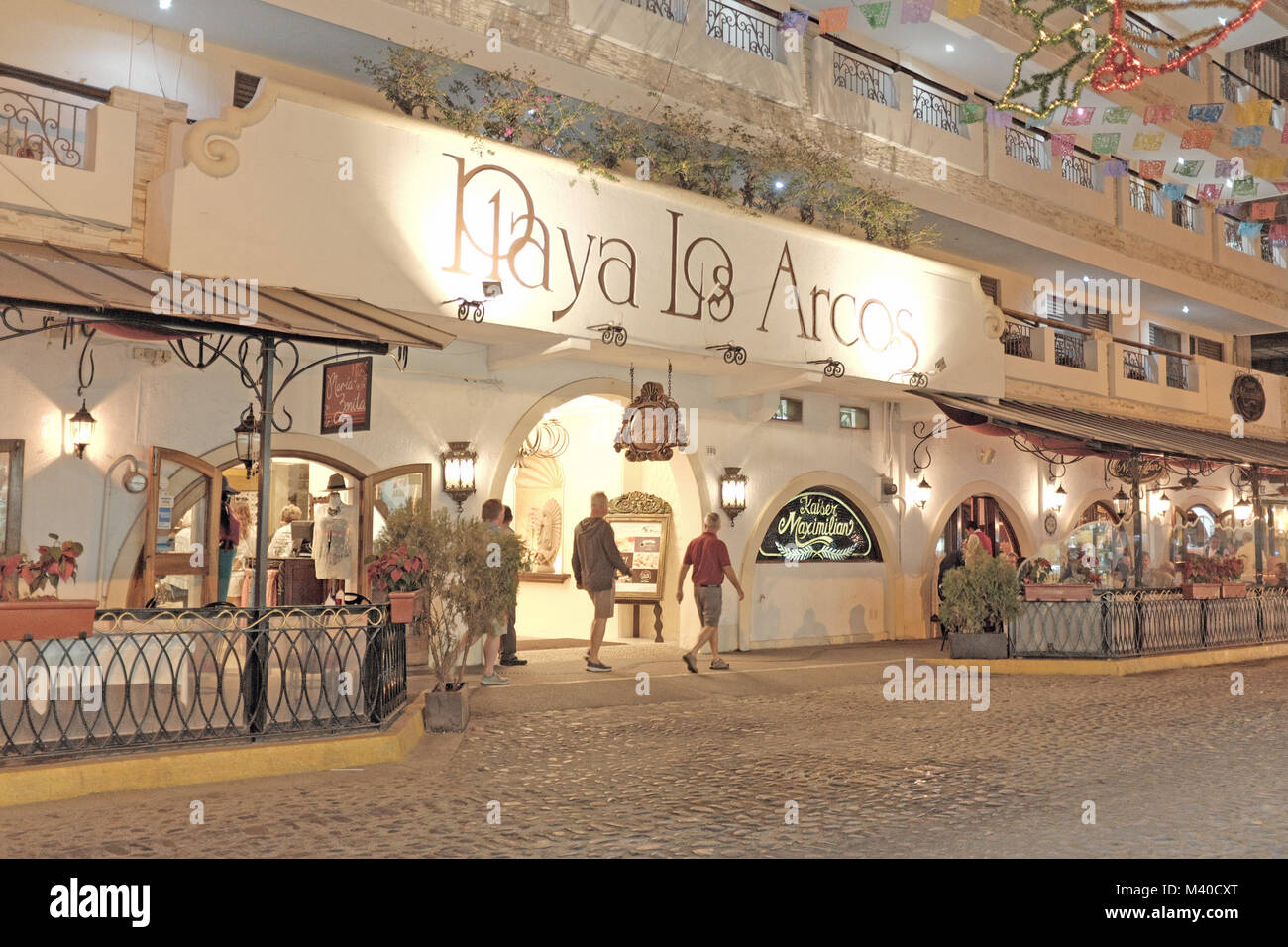 The Playa Los Arcos Hotel In The Zona Romantica Neighborhood Of