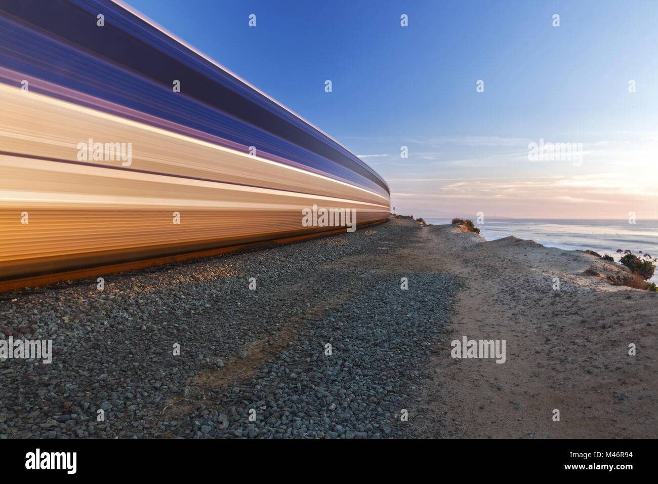 high-speed-blurred-train-passing-through