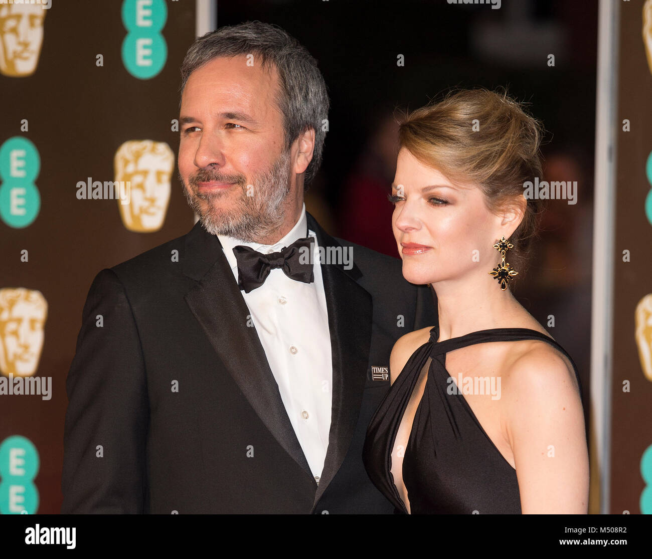 a8e94f9877a4 Denis Villeneuve   Tanya Lapointe attend the EE British Academy Film Awards  (BAFTA) held at Royal Albert Hall on February 18