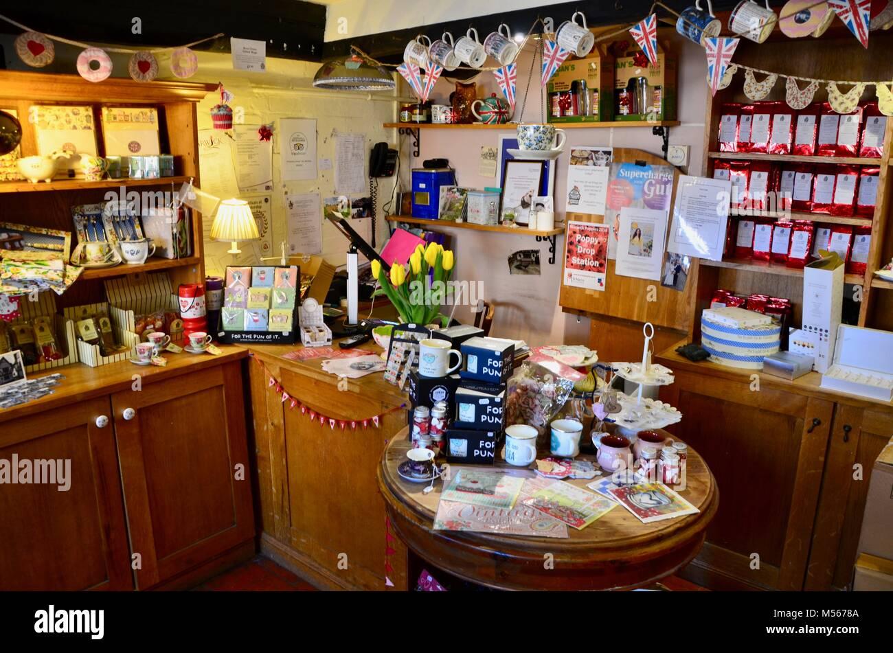 Warwick Craft Shops