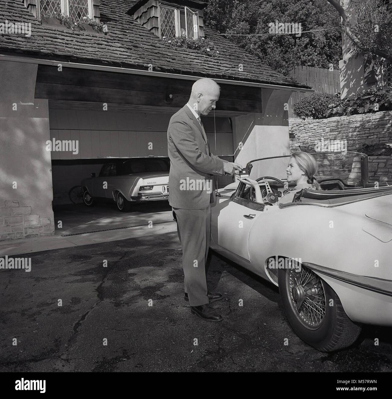 A creative story about an elusive car salesman