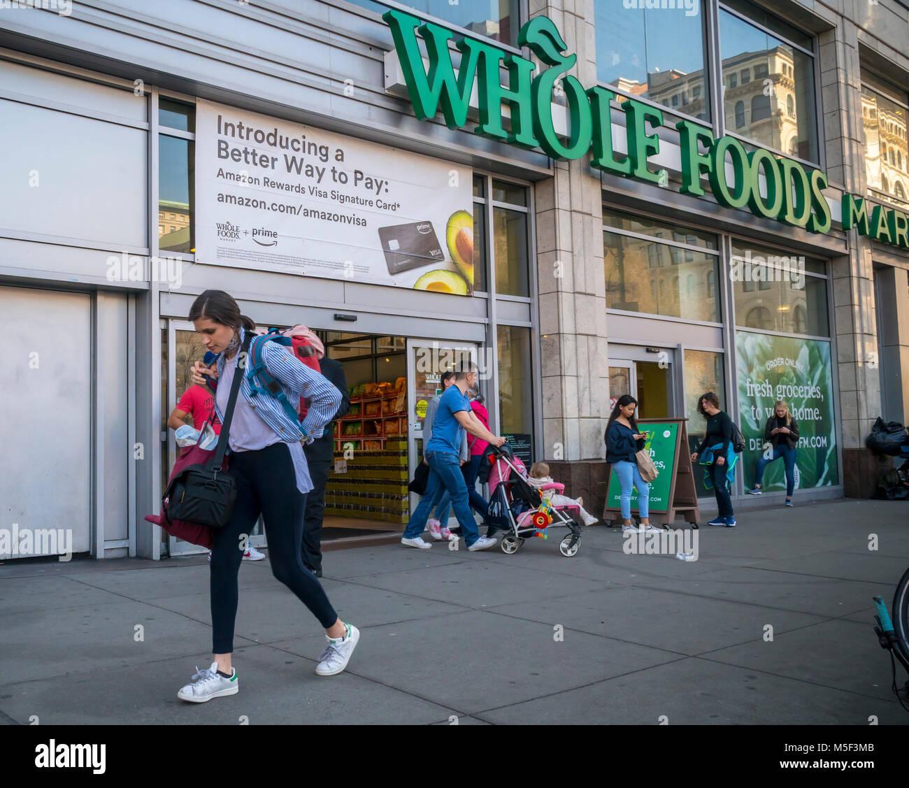 Whole Foods Rewards New York