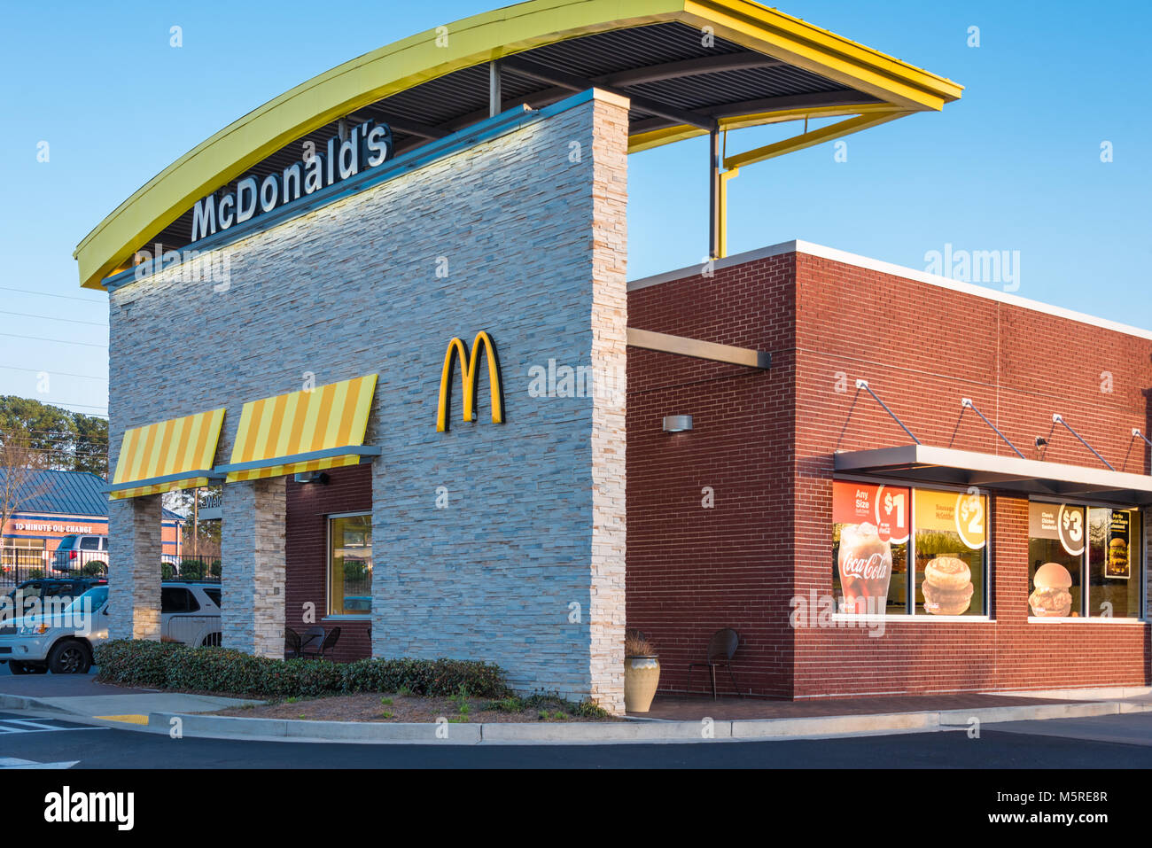 Fast Food Restaurants In Detroit Michigan