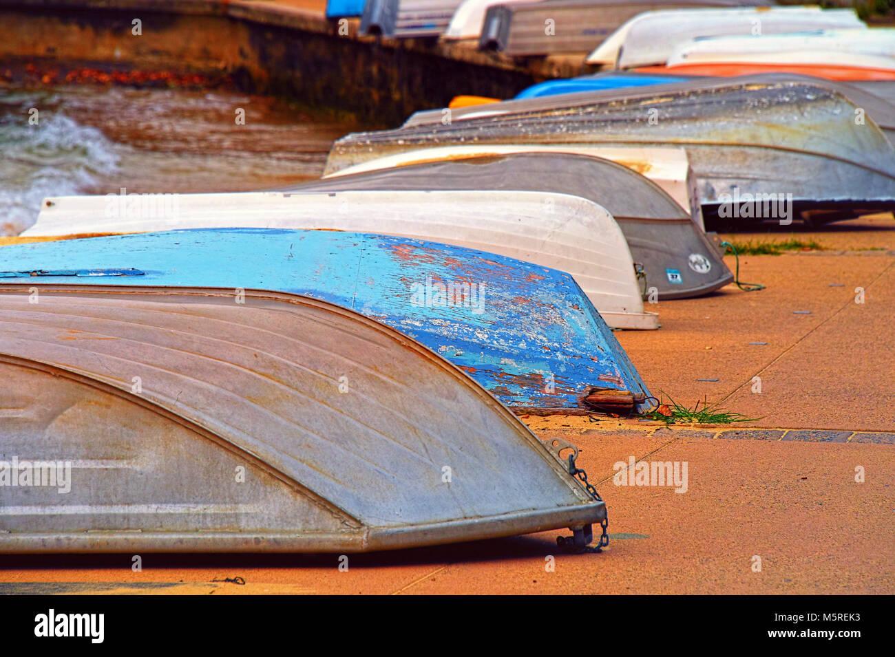 Boats, Sydney, Australia - Stock Image