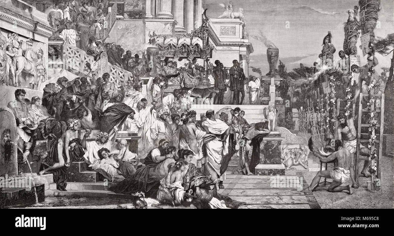 religious persecution in the ancient roman Religious promiscuity of ancient rome roman religion was not what we might  the end of christian persecution in ancient rome really  ancient roman gods.