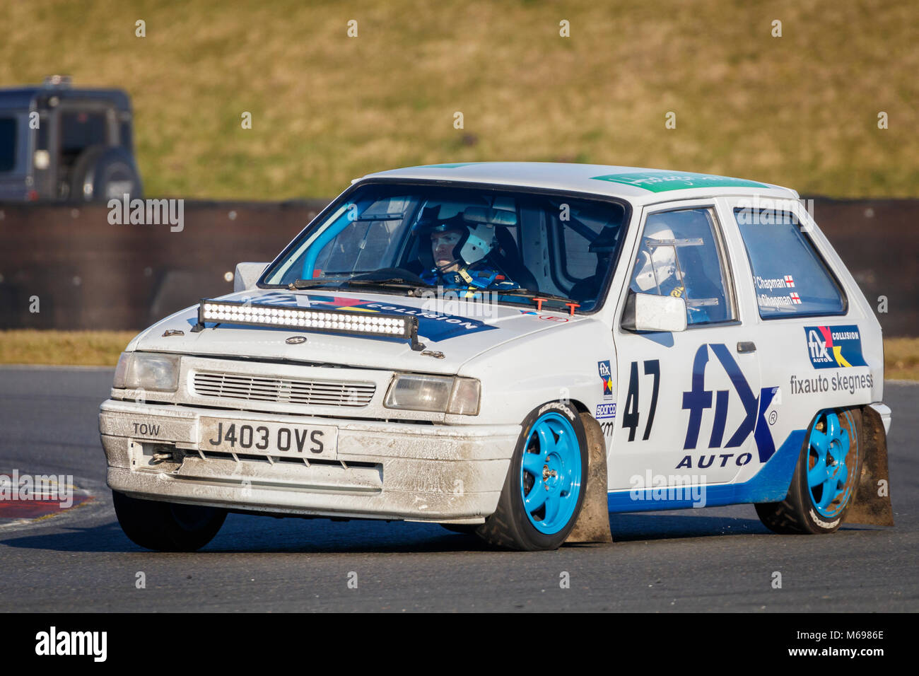 Vauxhall Nova Rally Car Stock Photos & Vauxhall Nova Rally Car Stock ...