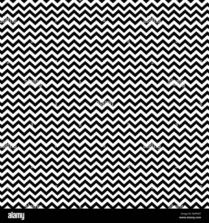 Pattern in zigzag  Classic chevron seamless pattern  Vector