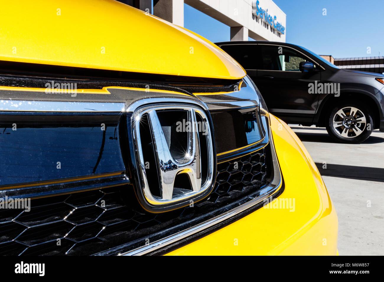 Honda accord stock photos honda accord stock images alamy for Honda motor company stock