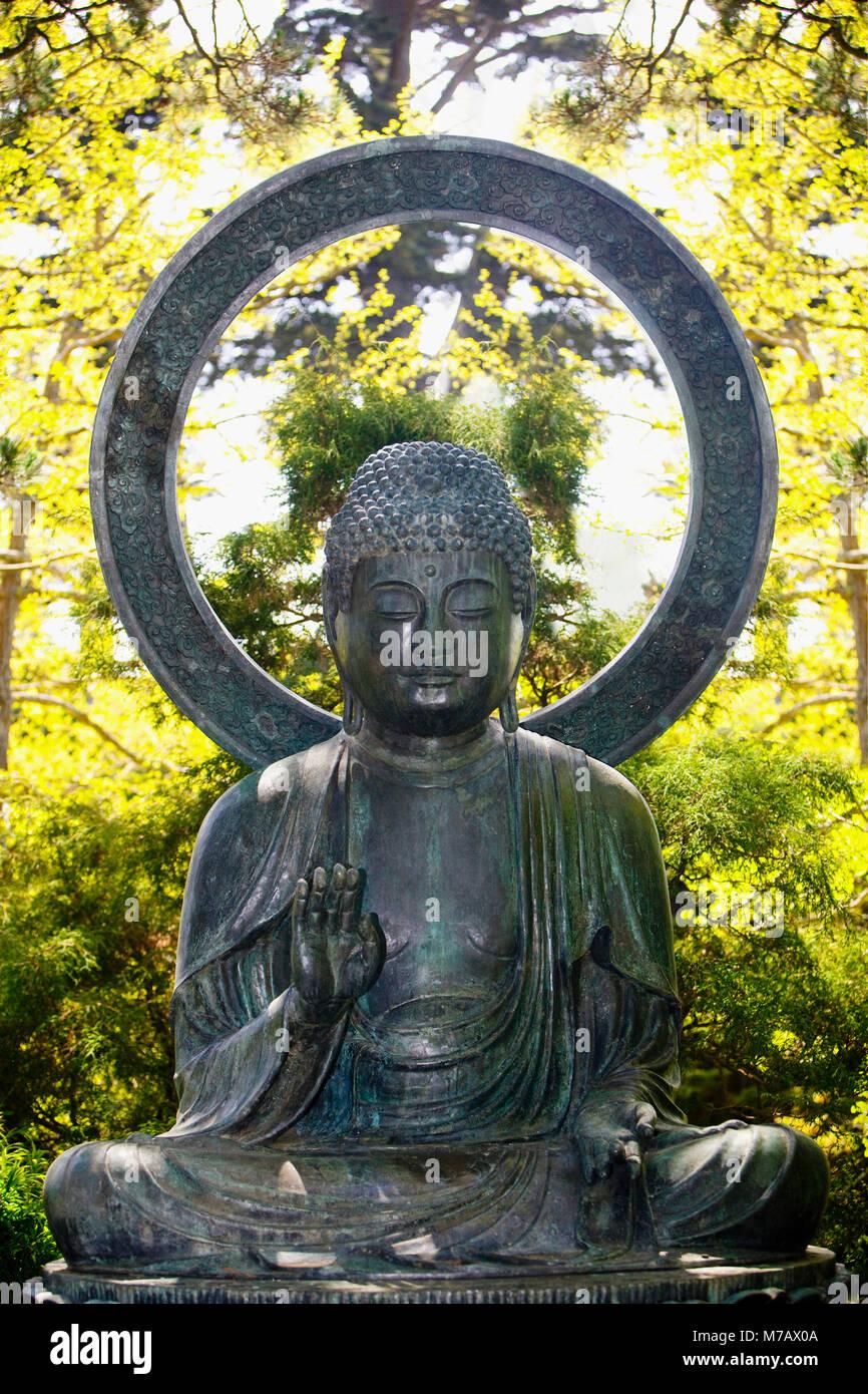 Golden Gate Park Anese Tea Garden Buddha Garden Ftempo