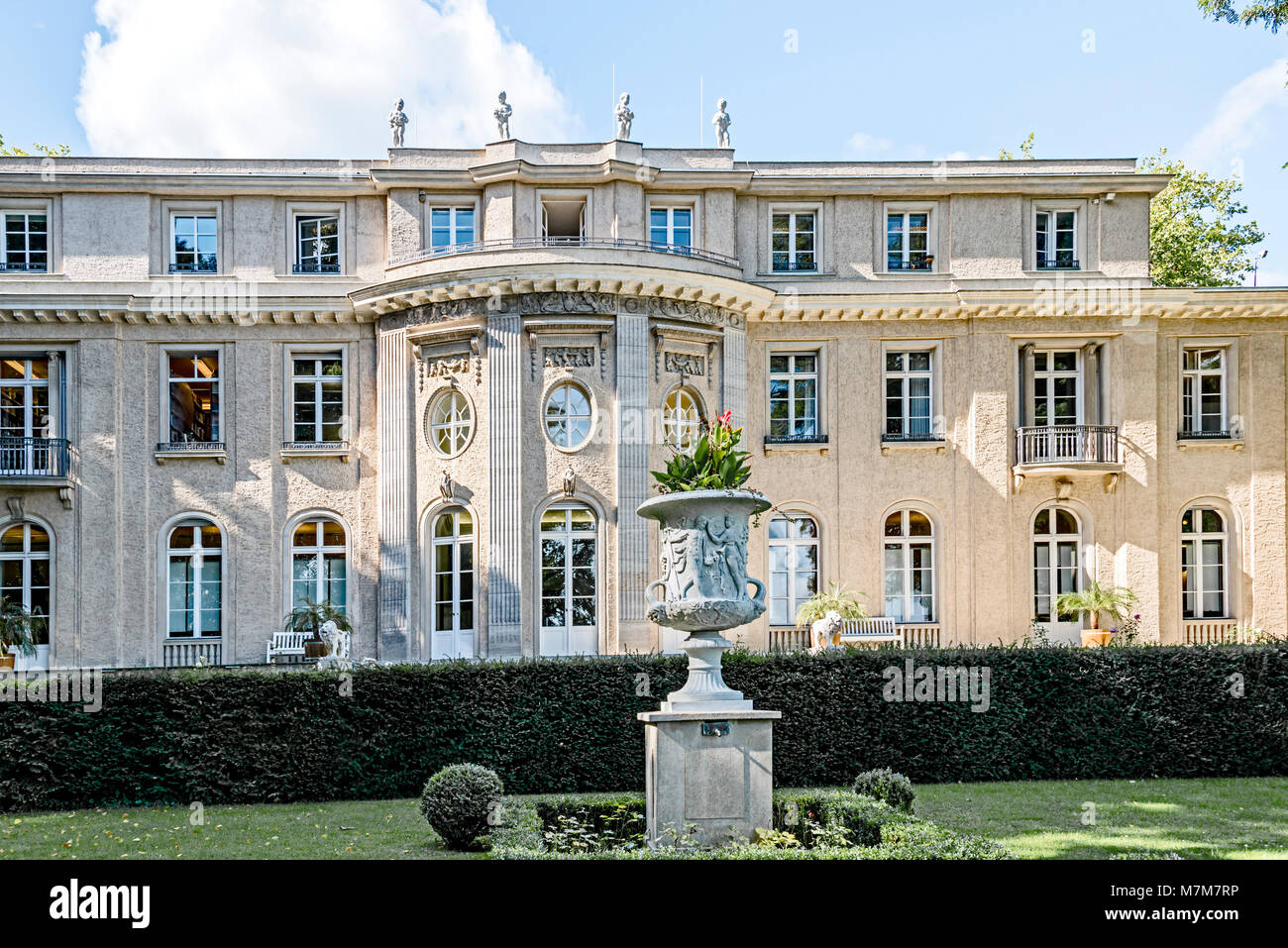 Villa Berlin berlin germany wannsee villa location of the wannsee conference