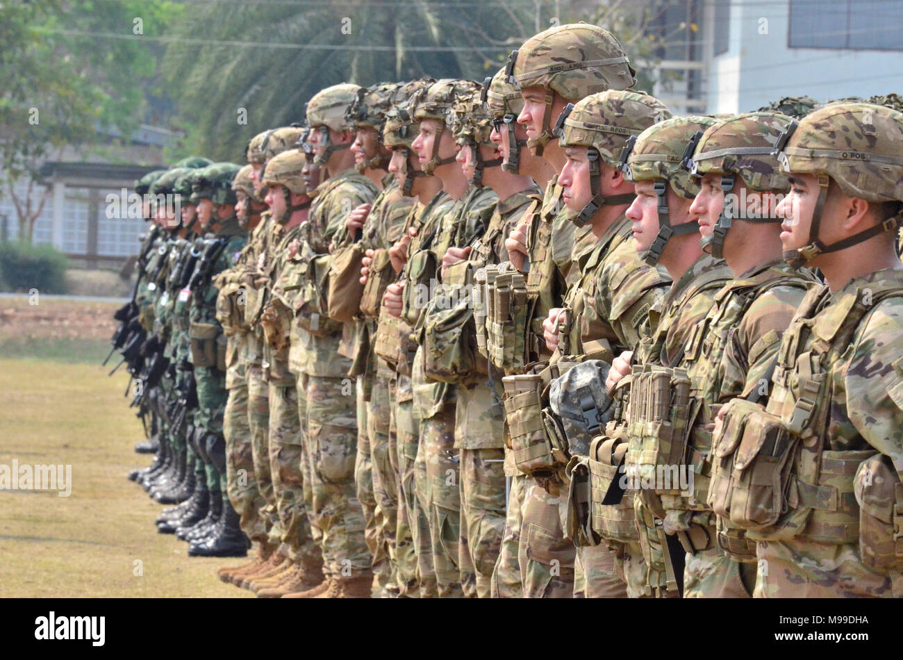 Troops Of The 1 21st Infantry Battalion 2 25th Brigade United
