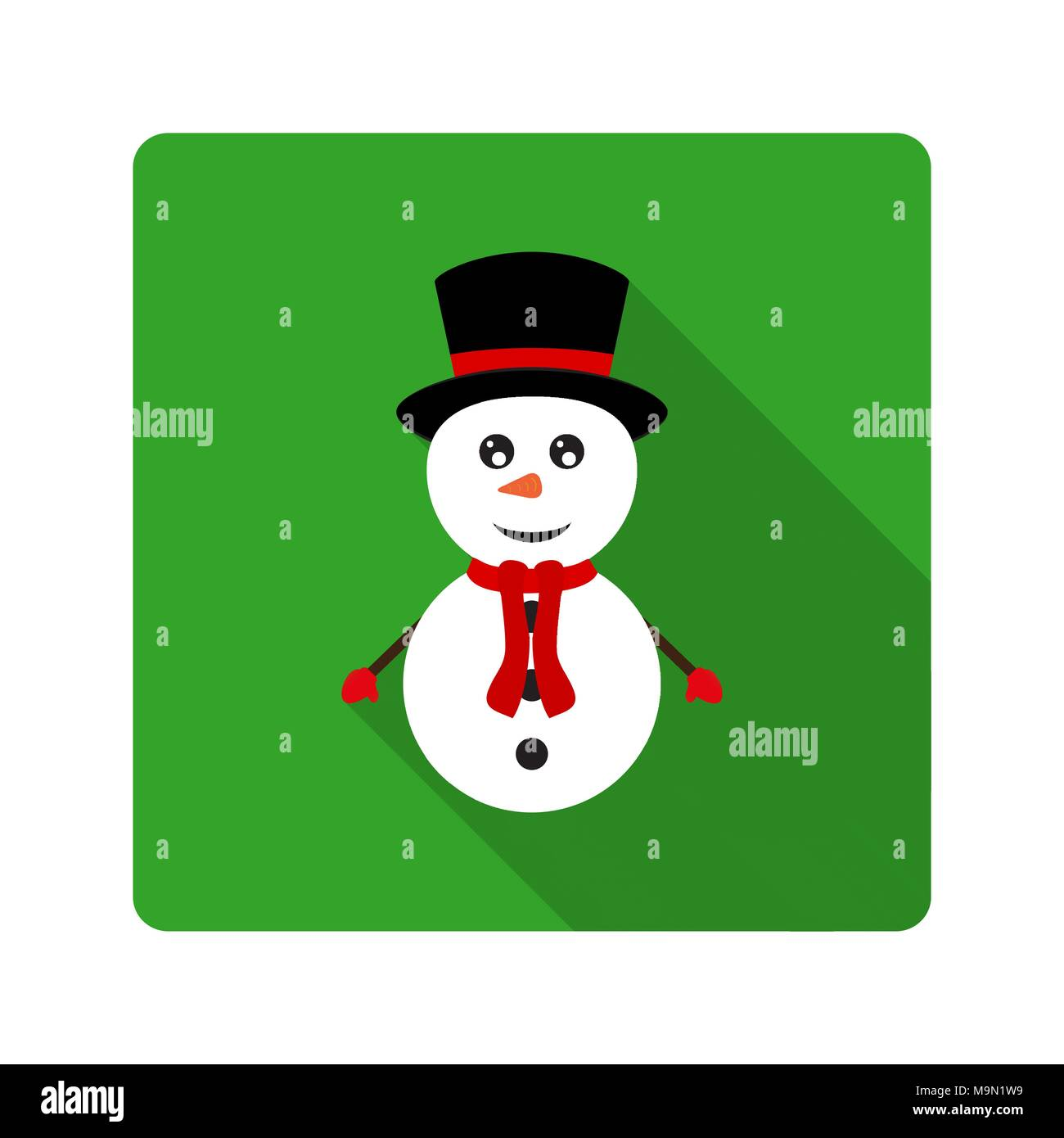 Winter Knitted Hat Vector Icon Stock Photos & Winter Knitted Hat ...