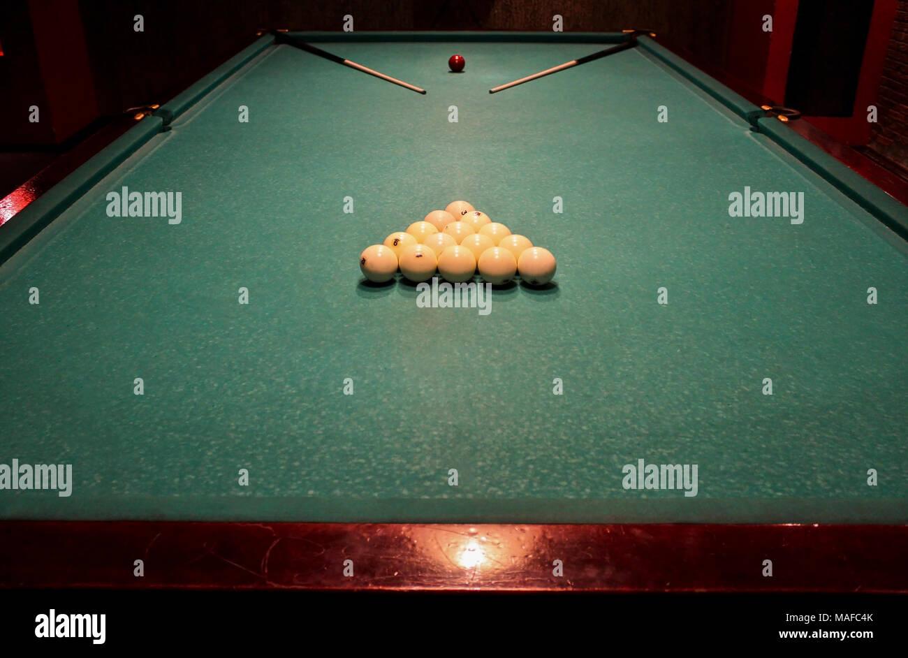 russian billiards rules