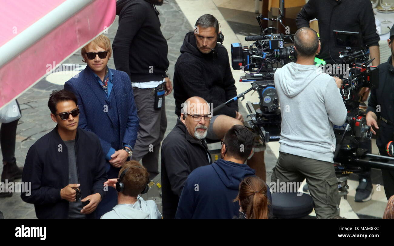 Harry Potter Camera Crew : April 3 2018 the best friend of harry potter rolls in malaga the