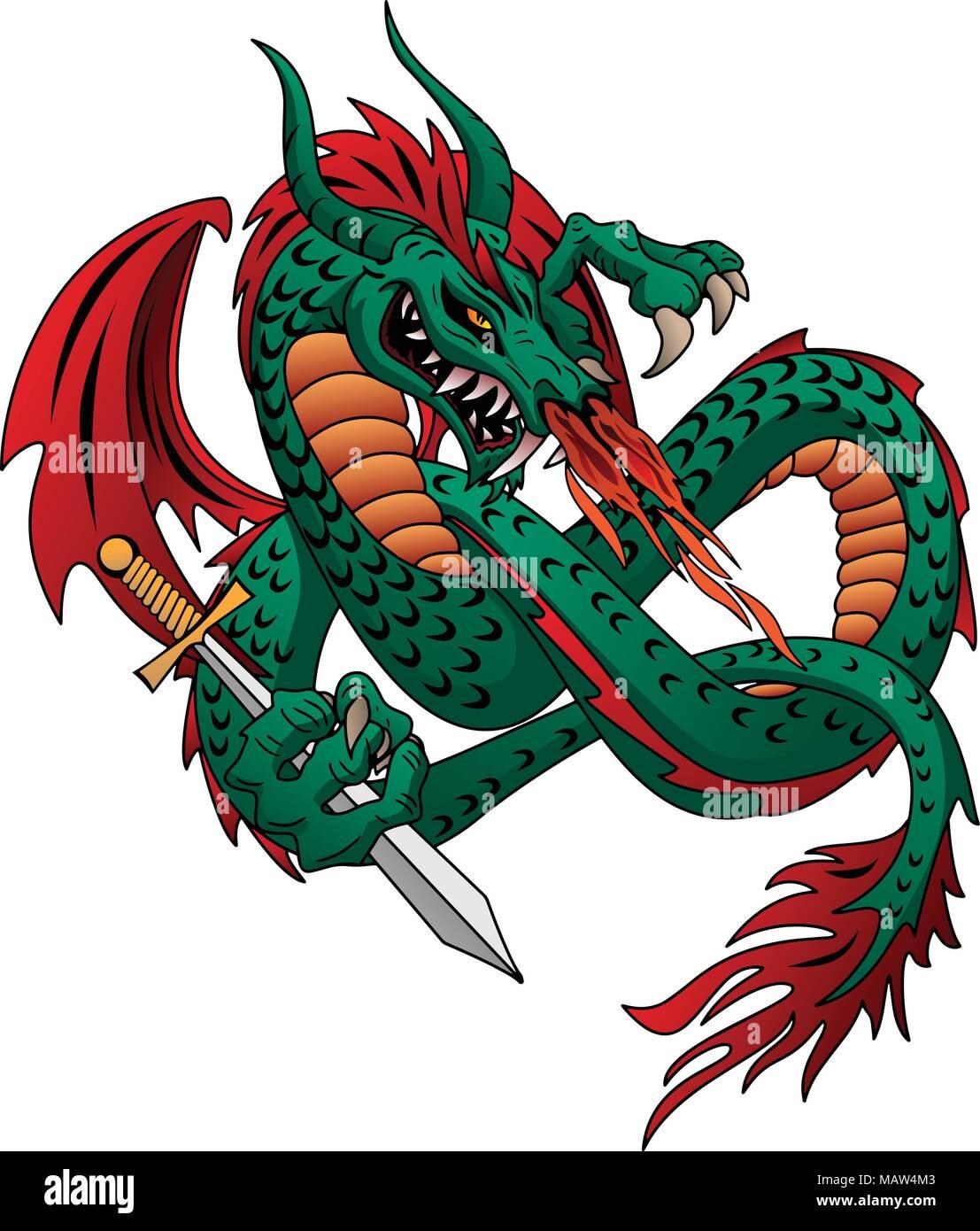 Asombroso Página Para Colorear Dragon Breathing Fire Foto - Ideas ...