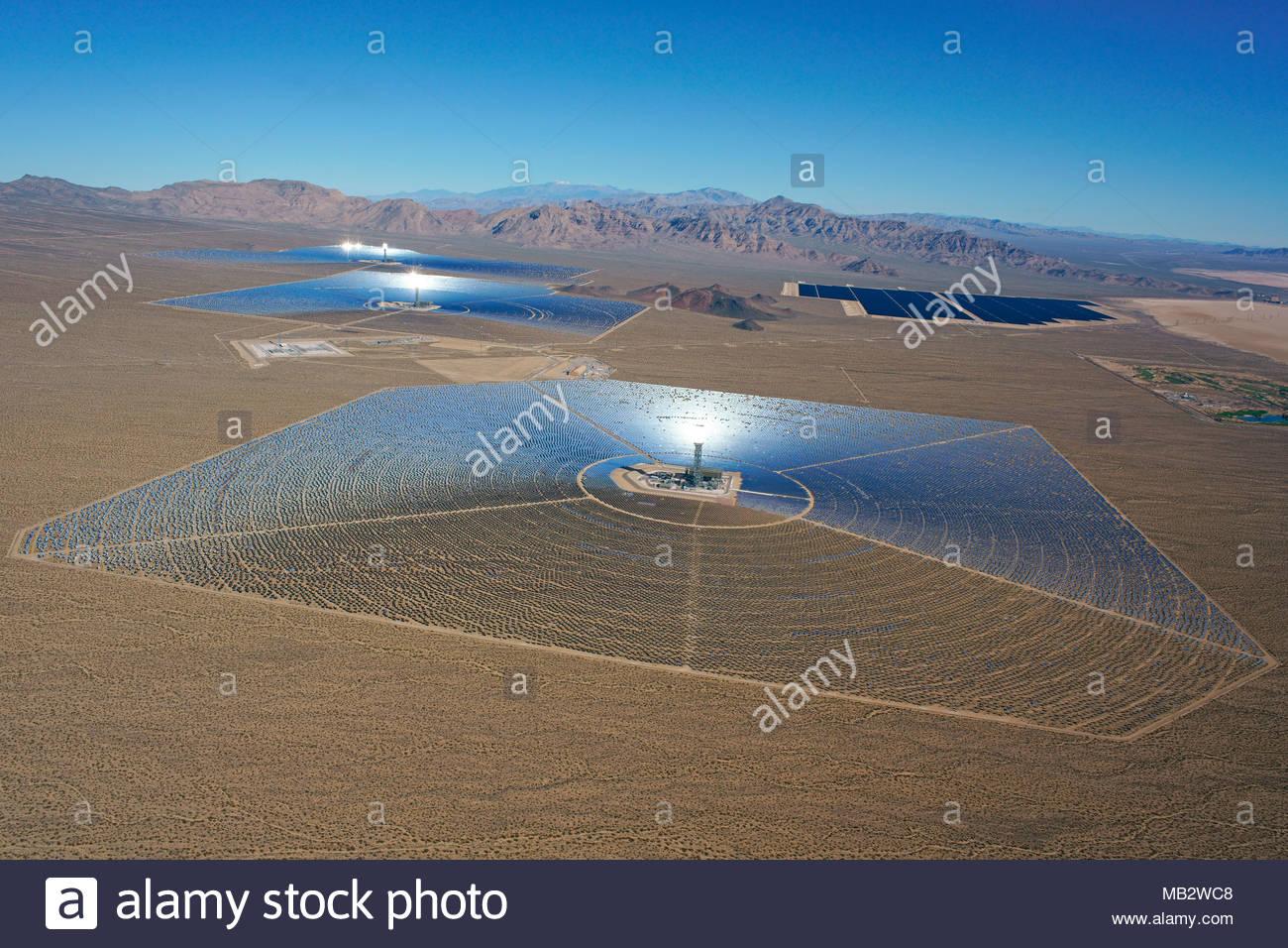 Mojave Desert Solar Stock Photos Amp Mojave Desert Solar