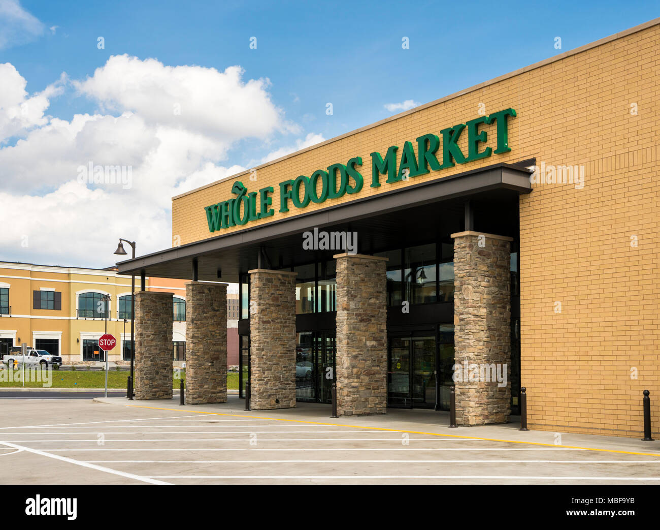 Whole Foods Market In Silver Spring Maryland