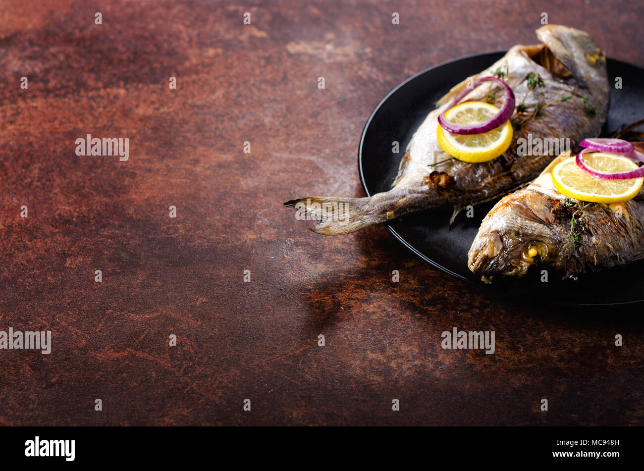 How dorado and sea bass are cooked Recipes and recommendations 18