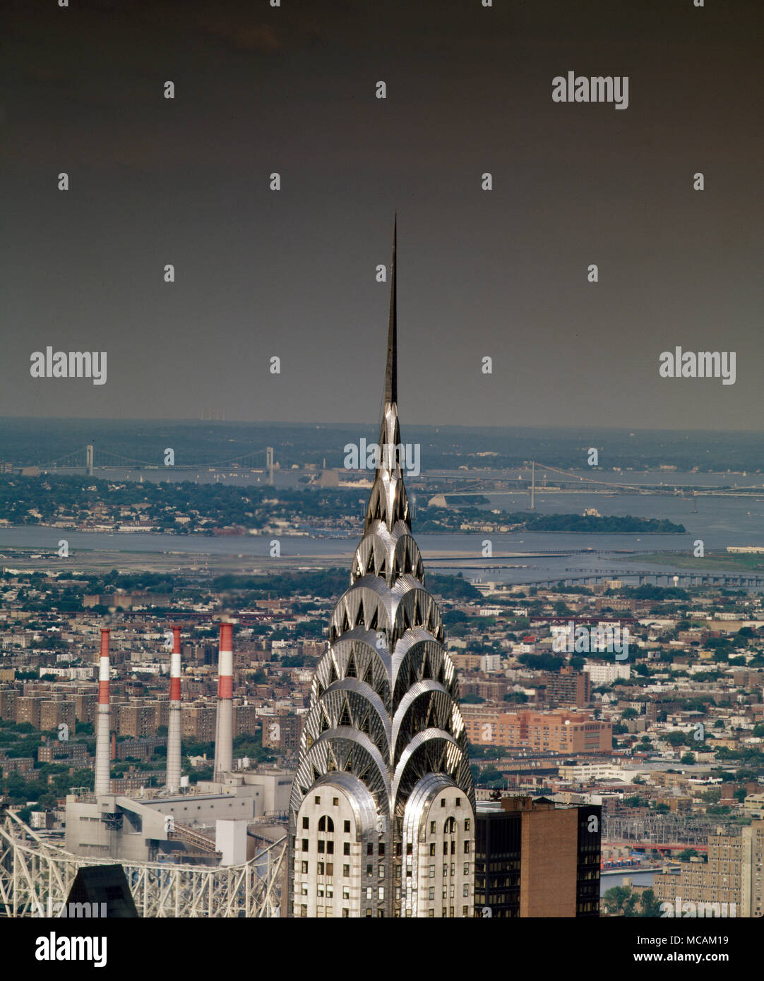the chrysler building is an art deco style skyscraper in new york