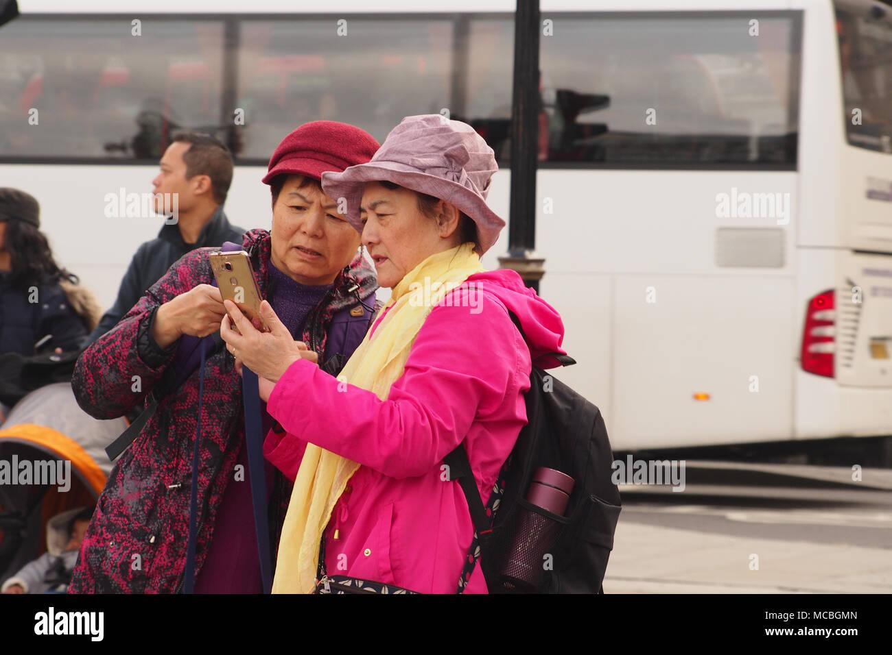 Older women london