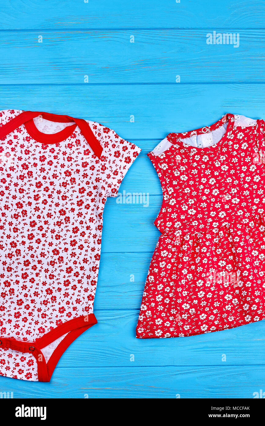 d746625a9510 Baby girl cute summer style. Set of beautiful printed summer apparel for  toddler girl
