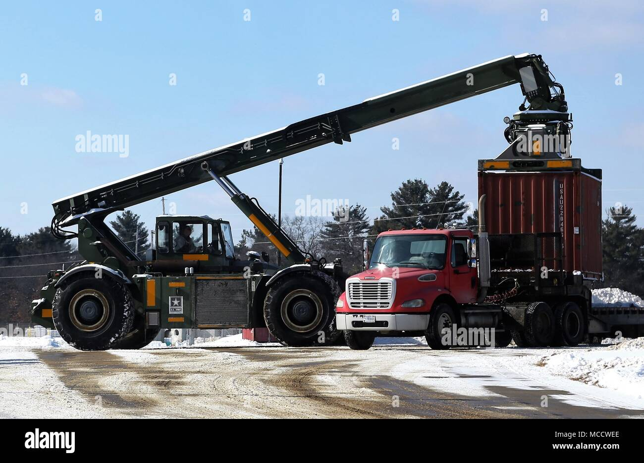 Heavy equipment, capable of much