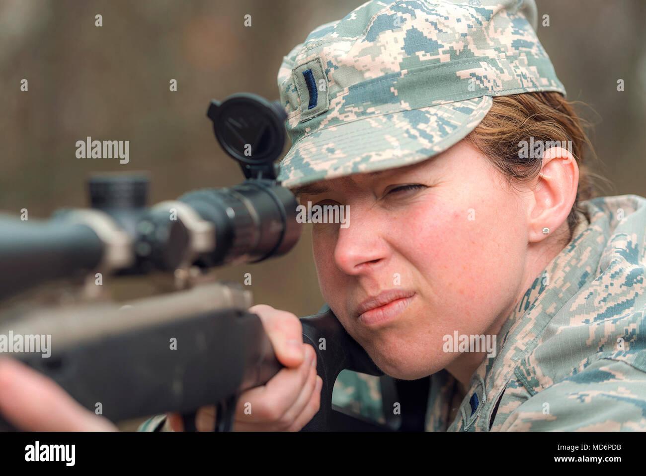 Air force sniper female
