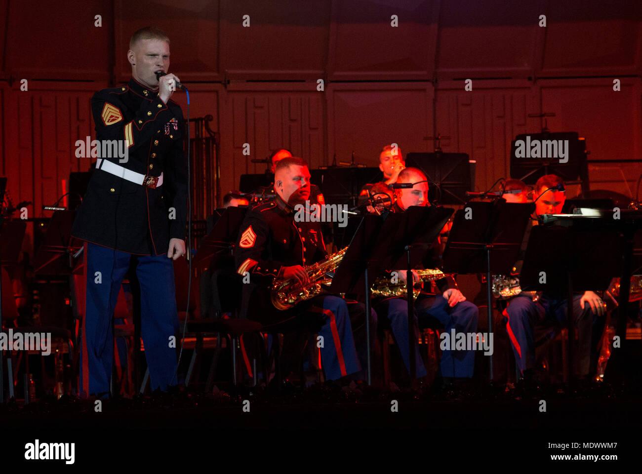 The 2nd Marine Division (2d MARDIV) commanding general, Maj. Gen ...