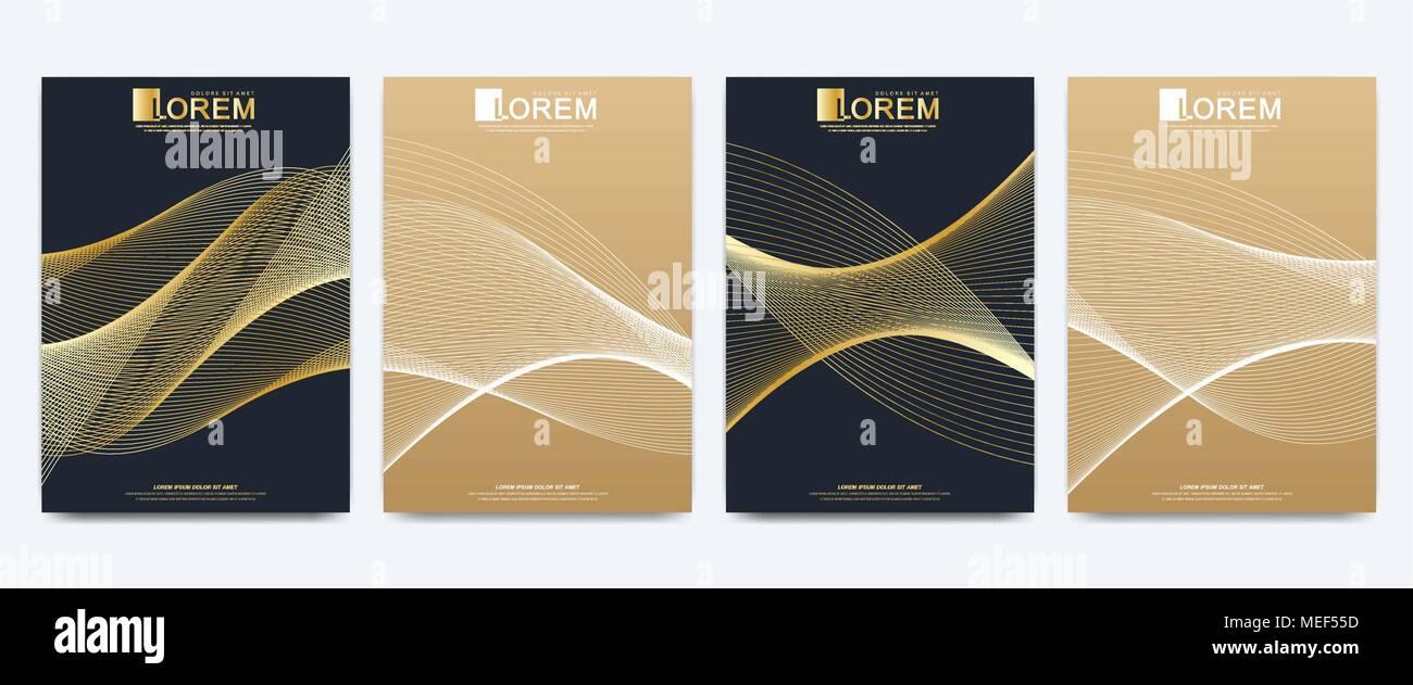 Modern Vector Template For Brochure Leaflet Flyer Cover Catalog