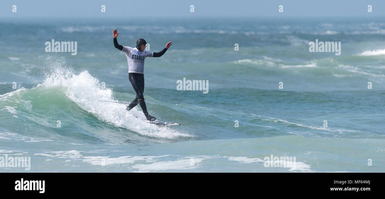 Longboard Surfing Stock Photos Amp Longboard Surfing Stock
