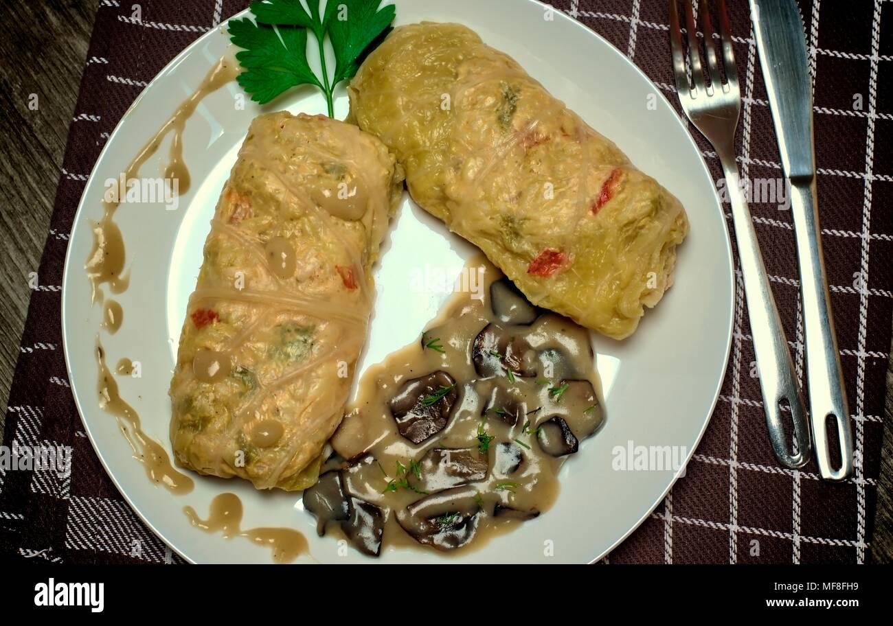 Mushroom sauce - nutritious and tasty 30