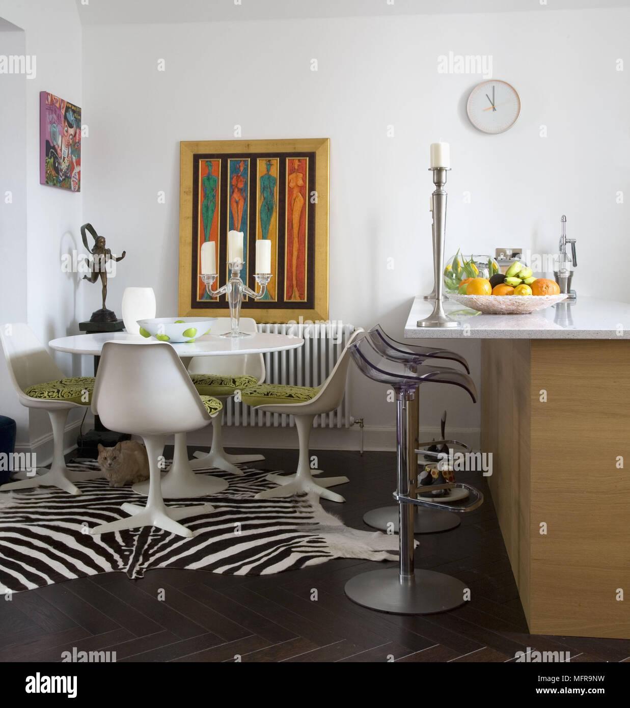 Eero Saarinen Room New York City
