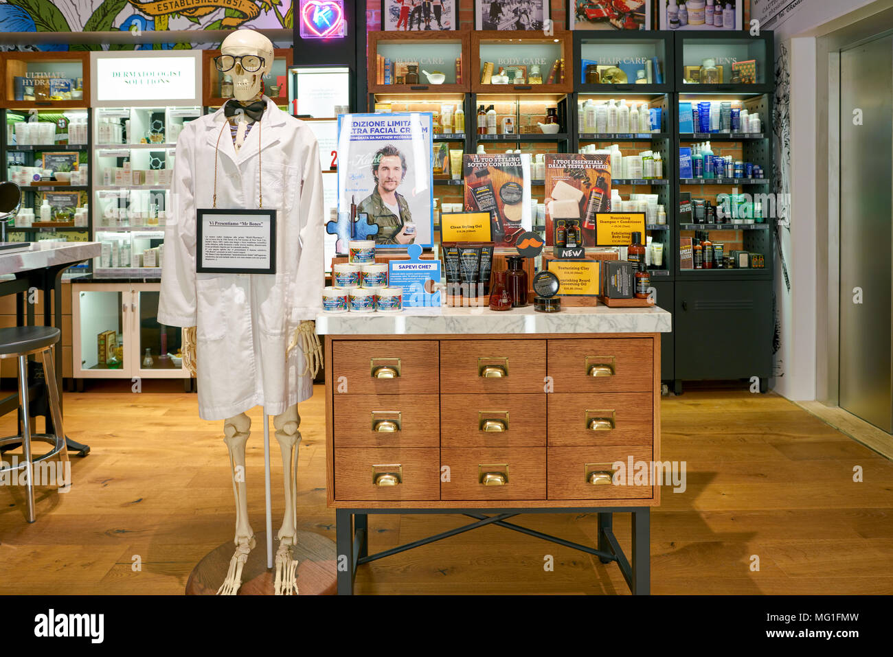 Kiehls Stock Photos & Kiehls Stock Images