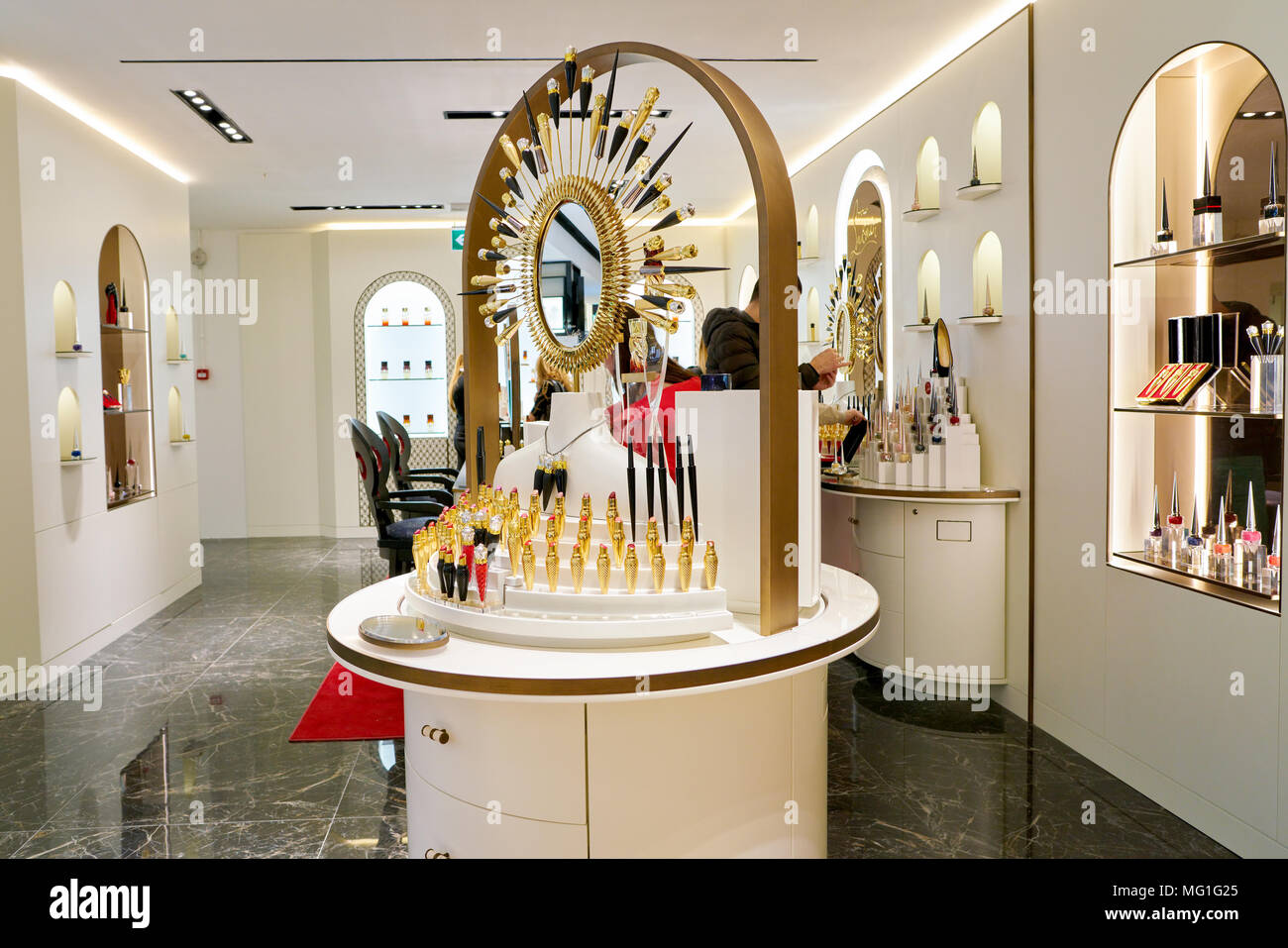 louboutin beauty boutique
