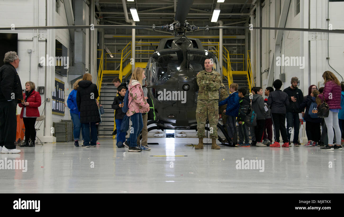 Army Sgt Robert Blinn A Helicopter Mechanic And Crew Chief