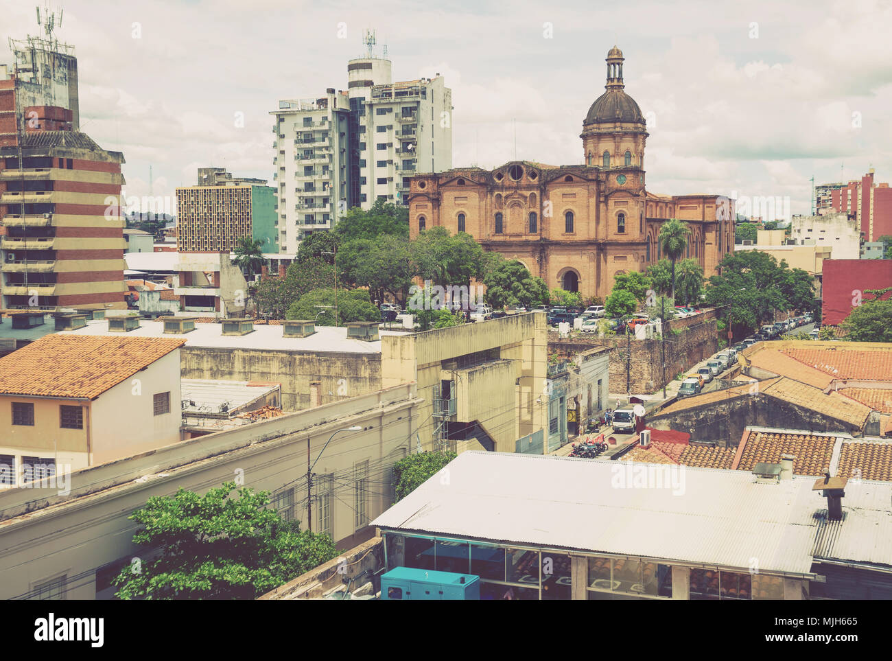 Paraguay, the capital. Asuncion: sights and photos 30