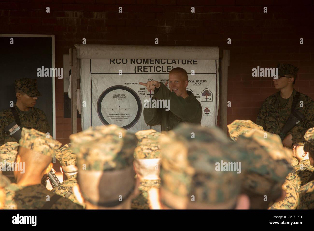 Marine corps rules